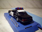 Ford Crown Victoria California police