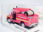 Land Rover series III 109 Fire Brigade Pick-Up