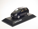 Volkswagen Golf Plus Black (2009)