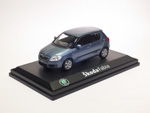 Skoda Fabia Mk2 Satin Gray Metallic (2007)