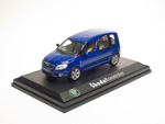 Skoda Roomster Blue Dynamic (2006)