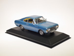 Opel Rekord C Coupe Blue Metallic (1966)