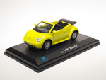 Volkswagen New Beetle Cabriolet Yellow