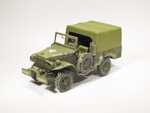 Dodge WC 51 Command Car - US Army - Liberation de Paris (1944)