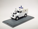 Land Rover Series IIA Met. Traffic Accident Car SETAC Unit (1961)