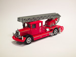 Mercedes-Benz L5 Ladder Truck (1932)