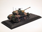 Type 61. 10th Tank Battalion 8th Division. Japan - 1993