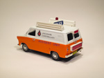 Ford Transit Van MkI Lancashire Accident Unit (1967)