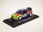 Ford Focus RS WRC Rally Monte-Carlo #3 (M.Hirvonen - J.Lehtinen 2008)