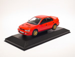 Subaru Impreza Turbo UK Type D Bright Red (2006)