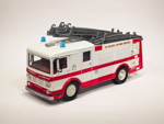 Leyland Emergency Tender Set - St. Helens Fire Brigade - The White Fleet (1970)