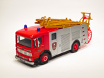 AEC Mercury HCB Angus Pump Escape Fire Engine - Nottingham City Fire Brigade (1967)
