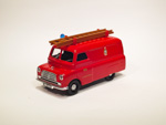 Bedford CA Van - Blackburn Fire Brigade (1952)