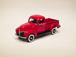 Ford V8 Pickup Red (1940)
