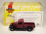 International Harvester C-Series Maroon (1934)