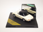 Alfa Romeo Spider Duetto 1600 Hard Top Ivory White (1966)