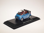 Smart Fortwo Cabrio A451 Blue Metallic (2007)