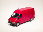 Mercedes-Benz Sprinter T1N W905 Facelift Piedmont Red (2000)
