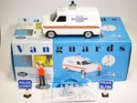 Ford Transit Van MkI - Nottinghamshire Police Accident Set (1973)