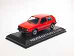 Volkswagen Golf II GTI Red (1984)