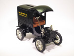 Ford Model T Delivery Car Bank (1905)