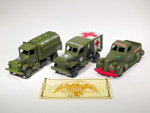 Mack Tanker - Dodge 4x4 - Chevrolet Pick-Up (US Armed Forces 1941-1942)