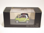 Smart Fortwo Coupe C451 Green Mat (2007)