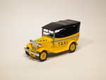 "Ford Model A ""Yellow Taxi"" (1934)"